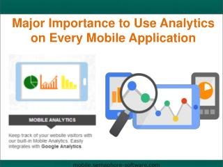 Why Use Analytics to Enhance Your Mobile App Popularity