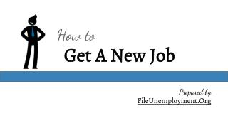 Tips to Find New Job