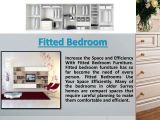 Fitted Bedrooms UK