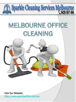 Melbourne Office Cleaning