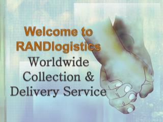 UK and International courier services