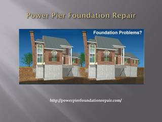 Foundation Repair Irving TX