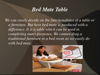 Buy Bed Mate 2