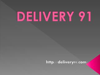 delivery91