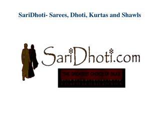 kanchipuram sarees and Dhoti - Saridhoti.com