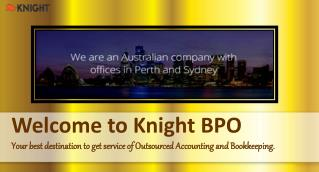Outsourced Accounting Services in Sydney