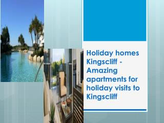 Holiday homes Kingscliff - Amazing apartments for holiday vi