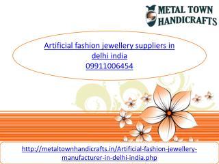 artificial fashion jewellery suppliers 9911006454 in delhi