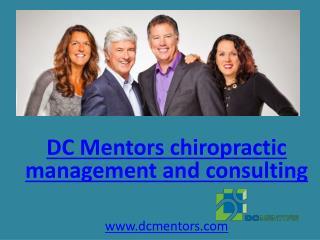 chiropractic consultant,chiropractic coaching,chiropractic m
