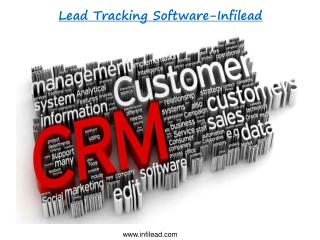 Lead Tracking Software-Infilead