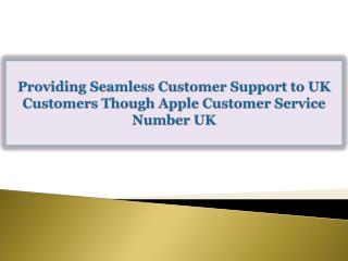 Providing Seamless Customer Support to UK Customers Though A