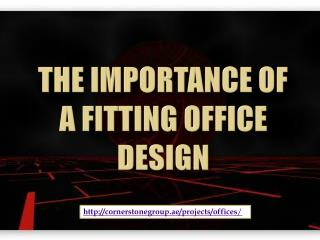 Make your office more stylish