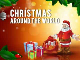 Christmas 2014 around the world