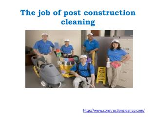 Custom Home Building Cleaning Service Los Angeles