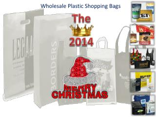 Wholesale Plastic Shopping Bags