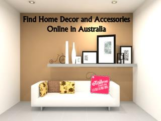 Find Home Decor and Home Accessories Online in Australia