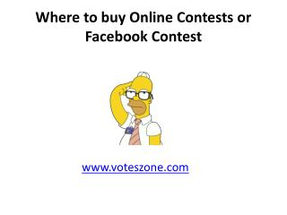 Win Online Contests