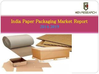 India Paper Market Products Export and Import Analysis