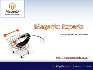 Hire Magento Developer - Magento Experts