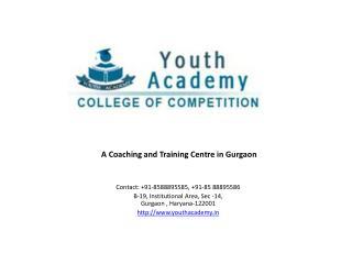 SSC Coaching in Gurgaon