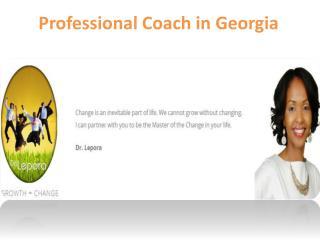 Professional Coach in Georgia - www.drlepora.com