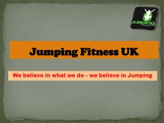 Jumping Fitness Class in UK      7