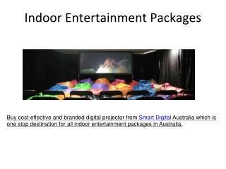 Home Outdoor Cinema - Smart Digital