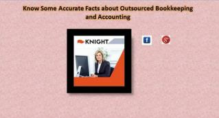 Get Outsourced Bookkeeping and Accounting Service