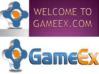 Welcome To Gameex.com