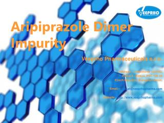 Aripiprazole Dimer Impurity