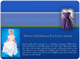 Communion Dresses Brisbane