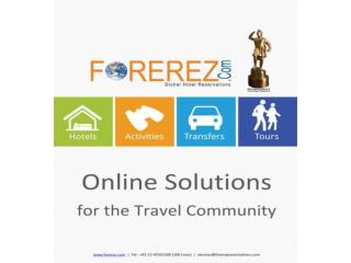 Forerez - B2b Hotel Booking , Worldwide Hotel Reservation