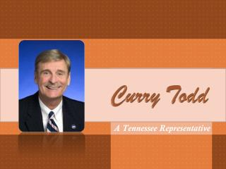 Curry Todd: Power of Values