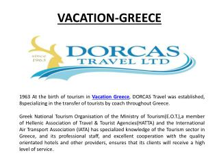 Greece Holiday Packages
