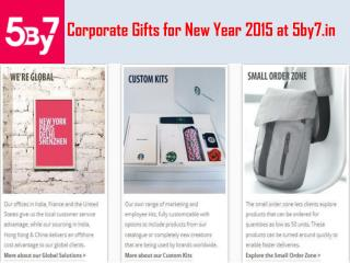 Buy New Year Corporate Gifts in Bulk