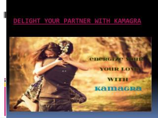 Feel The Ecstacy With Kamagra