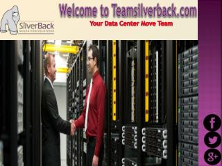 Data center migration services