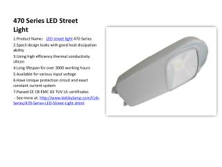 Leiqiong LED Street Light Cob Series Product