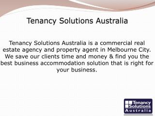 Tenancy Solutions Australia