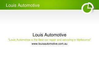 Louis Automotive