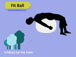 Fit Ball Exercises Core Strength - Abs Workout