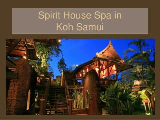 Book your spa experience of a lifetime in Koh Samui