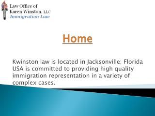 Immigration lawyer Jacksonville