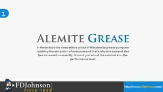 Alemite Grease Pump,