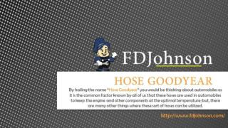 Goodyear Hose Fittings