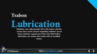Trabon Lubrication