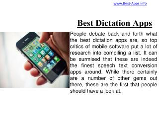 BEST APPS REVIEWS