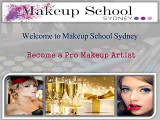 Make Up Artist Courses