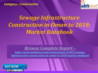 Aarkstore - Sewage Infrastructure Construction in Oman