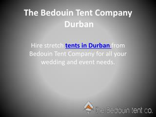 tents in Durban tent hire in durban